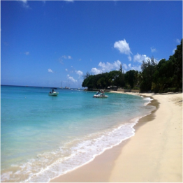 """SANDY LANE BEACH   Widely known as the """"Sandy Lane"""" beach, this magnificent stretch takes its...  More"""