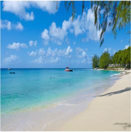 """COLONY CLUB BEACH   Located along the west coast is the """"Colony Club"""" (also known as """"Heron Bay"""")..."""