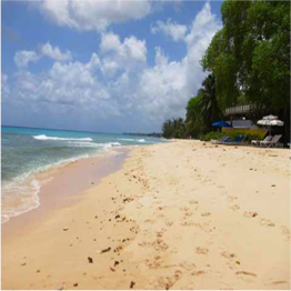 FITTS VILLAGE BEACH   Located at the heart of the island's western coast, this quiet spot offers the...  More