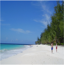 MAXWELL BEACH   Located on the South coast of the island, this beach's waters have a different...  More