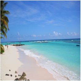 WORTHING BEACH   Right on the south coast of Barbados is the stunning...  More