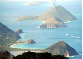 SAGE MOUNTAIN (TORTOLA)   Spreading over 86 acres and established in 1964, Sage Mountain is the country's very first National Park, and represent the beginning or land and wildlife preservation in the BVI.