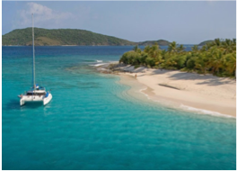 DIAMOND CAY  (JOST VAN DYKE)   Located off Long Bay, this 1.25 acres cay is a bird sanctuary that was declared a national park in 1991, and is part of a proposed protected area that includes Sandy Pit, Sandy Cay, a share of Little Jost Van Dyke, as well as their surrounding marine areas.