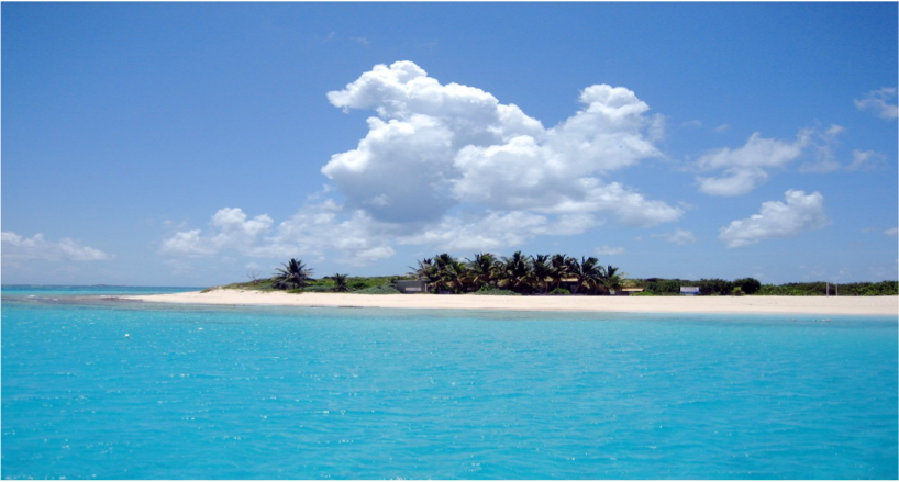 PRICKLY PEAR CAYS   Prickly Pear Cays are two small, uninhabited islands just 6 miles from Road Bay...  More
