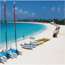 MAUNDAY'S BAY BEACH   Maunday's Bay is a long, wide, and calm beach where water sports are the...  More