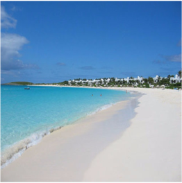 SHOAL BAY WEST   Shoal Bay West is a relaxed beach, with relatively...  More