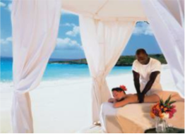 SPAS   With its collections of world-class spas, yoga, wellness and independent masseurs, Anguilla is the ideal place to unwind and rejuvenate. Most resorts offer on-site treatments and classes, but practitioners and centres are also widely available across the island.