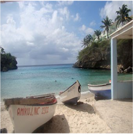 PLAYA LAGUN   Located at the heart of the Lagun village, this little cove is a popular site...  More