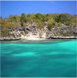 GREEN ISLAND   Just off the east cost of Antigua, Green Island is an uninhabited island...  More