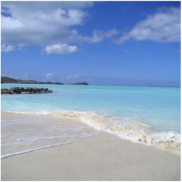 JOLLY BEACH   Jolly beach is a magnificent mile-long stretch of white sand, warm Caribbean...  More