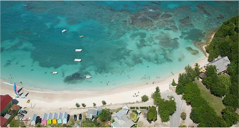 LONG BAY BEACH   Like many Antigua beaches, Long Bay beach has fine white sand and crystal blue waters making it a great place for snorkelling or just...  More