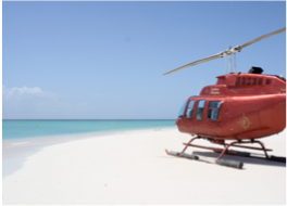 HELICOPTER TOURS   If the canopy zip line tour left you hungry for moreadrenaline-based activities, why not take it to yet another level and consider a helicopter tour of the island!
