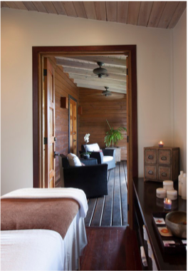 GARDEN SPA AT HERMITAGE BAY     For an all-round soothing experience, the Garden Spa focuses on the concept of Chakra with a variety of treatments designed to bring about emotional, spiritual and physical enlightenment.
