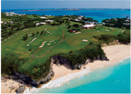 GOLF COURSES   Bermuda is also known for it's incredible golf course set in beautiful scenery around the island, be sure to play a few rounds.