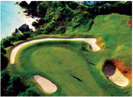 PORT ROYAL GOLF COURSE    An unforgettable golf experience for this newly renovated island's favourite set in a dramatic cliff-side landscape. Featuring a pro shop, restaurant and driving range. Located on Middle Road, Southampton.