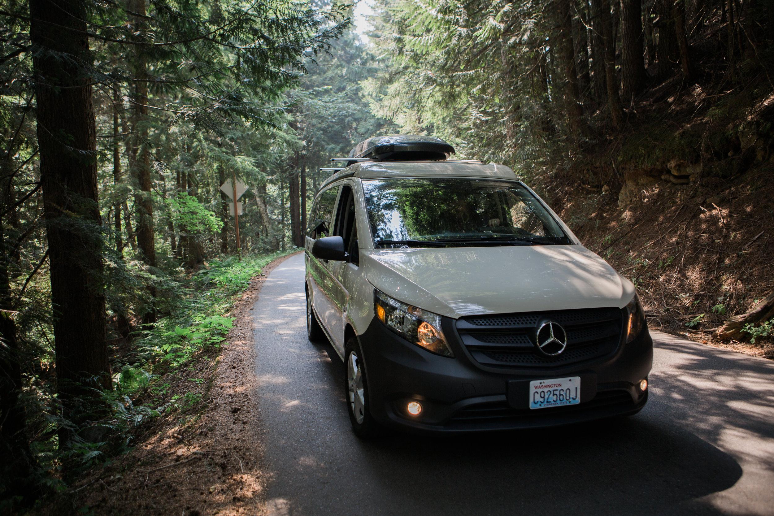 Peace Vans Modern — Peace Vans