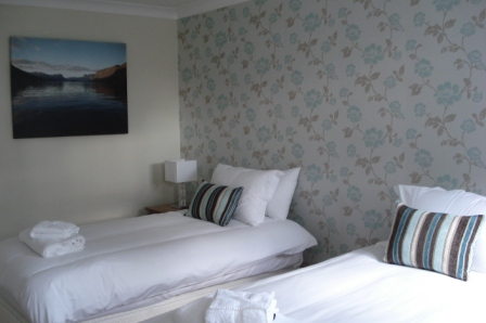 Twin or Double rooms Thetford