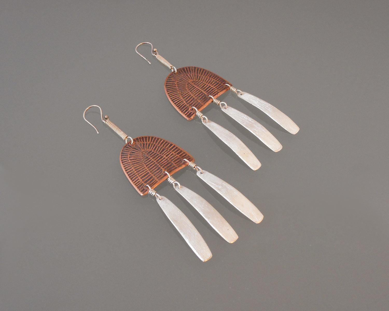 Sunshower Earrings