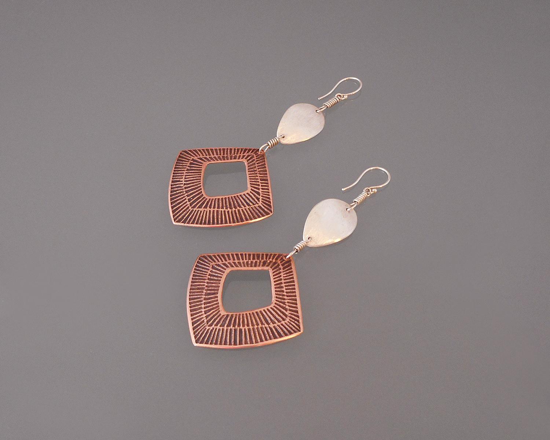 Desert Rain Earrings