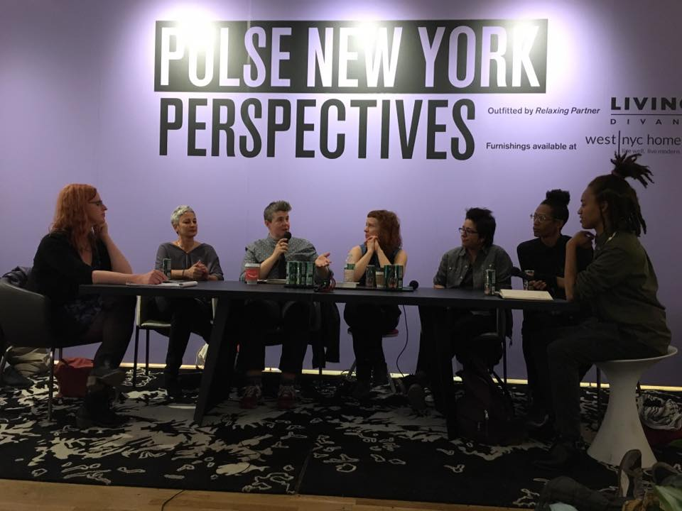 A Critical Eulogy: The Loss and Legacy of Dyke Bars panel discussion