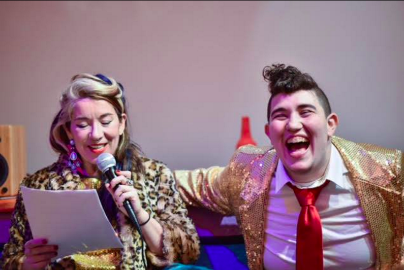 Rocky & Rhoda host dyke-themed trivia