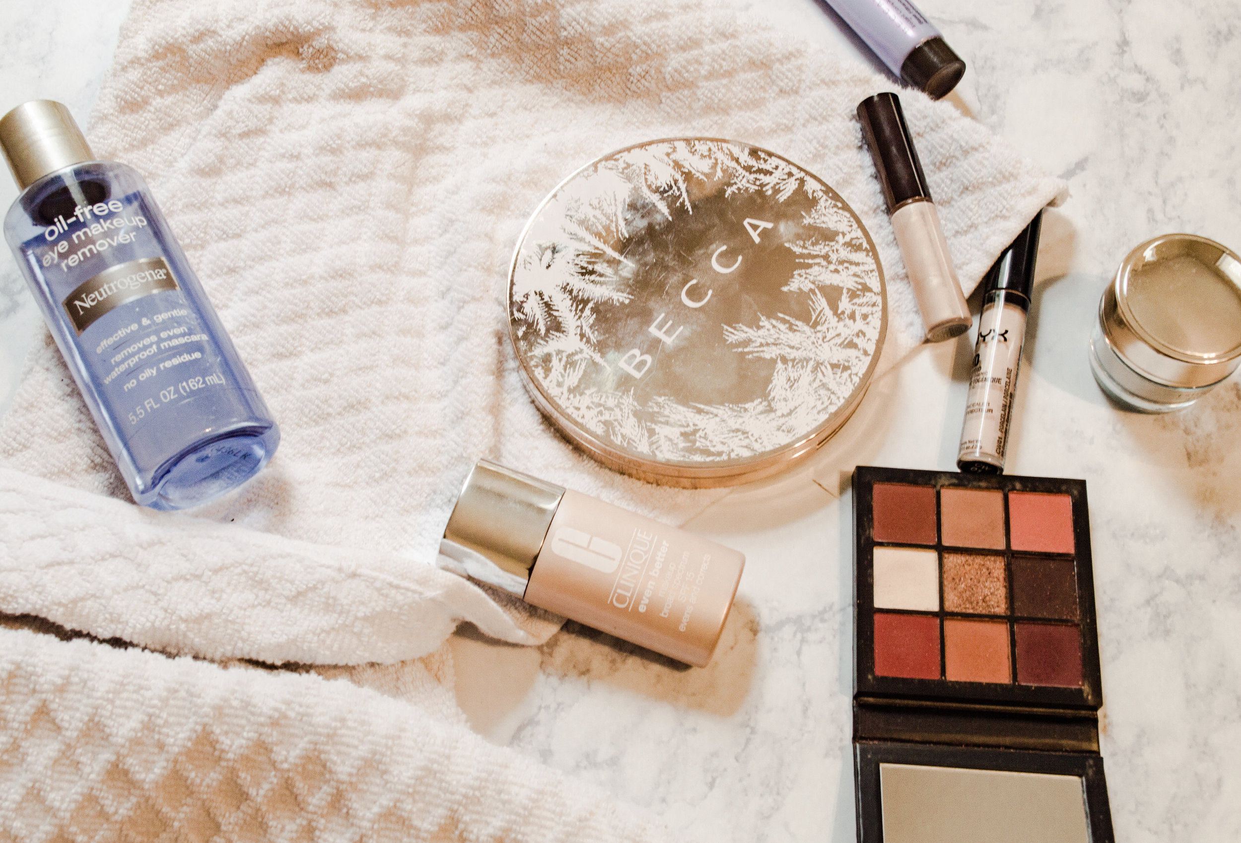 THE BEAUTY BASICS - My favorite routine products