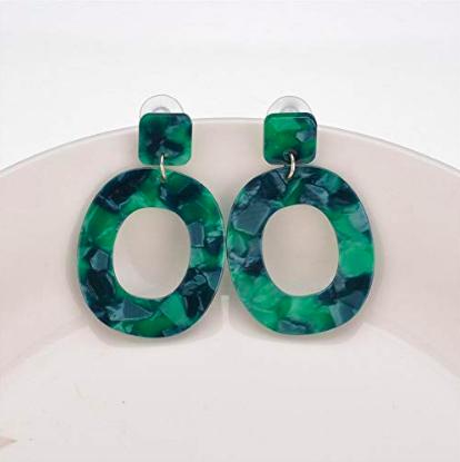Amazon Acrylic Earrings