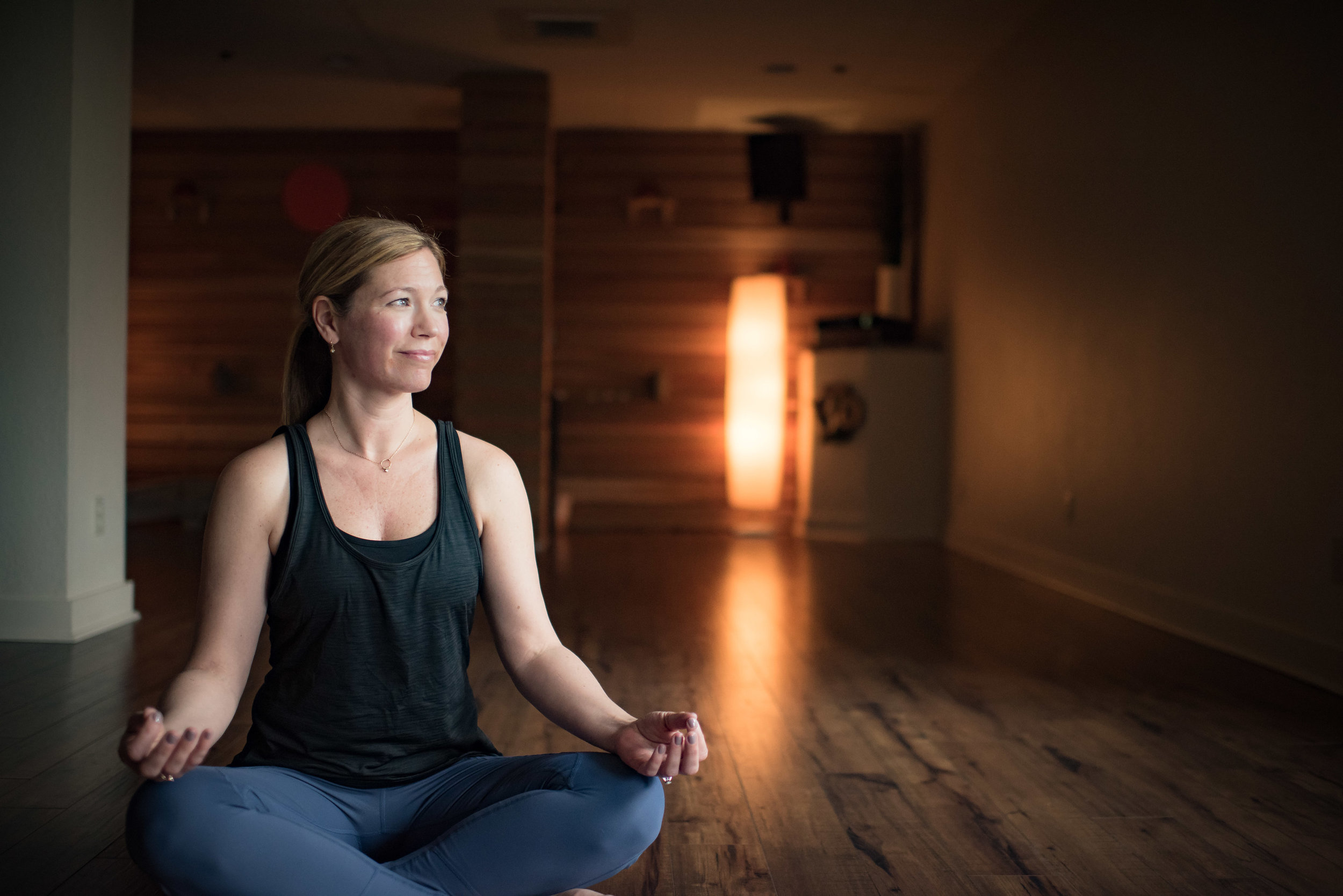 Alice harper mcmurray - flow yoga instructor