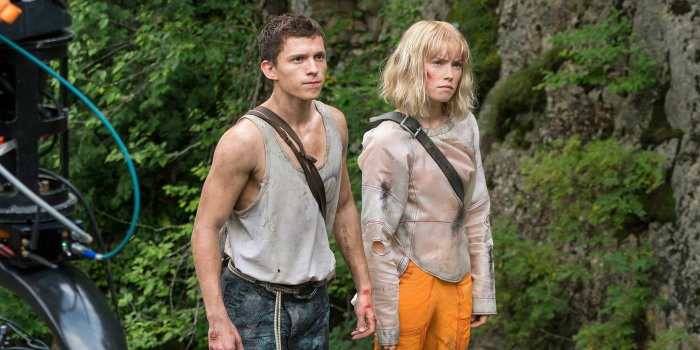 The only proof that Chaos Walking actually exists