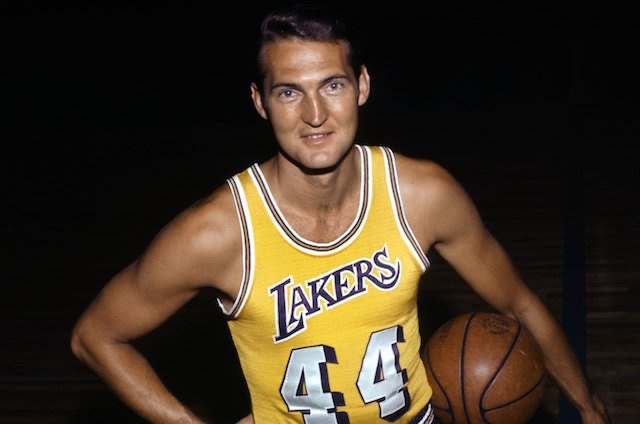 You have to admit that a young Jerry West did look like Jason Clarke.