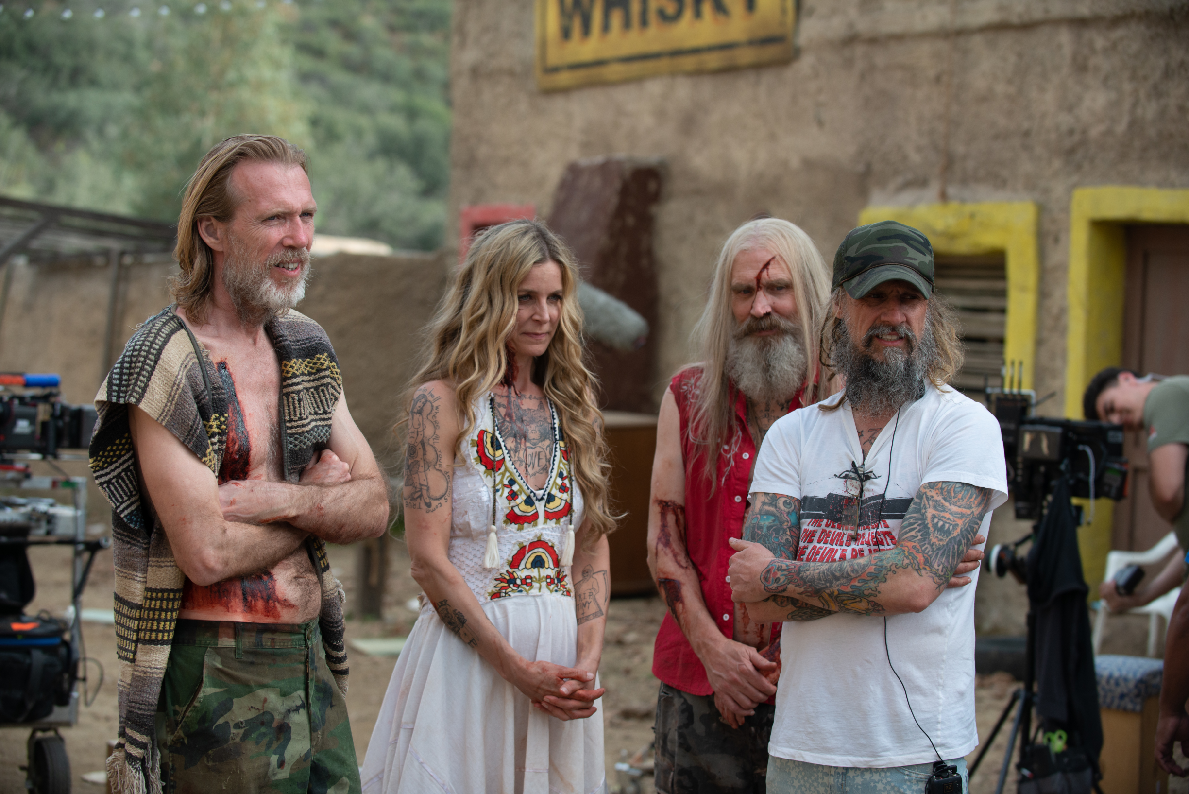 The 3 with Rob Zombie