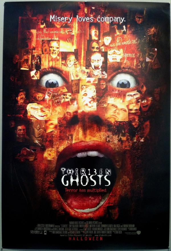 13 Ghosts (1999) - Poster.jpg