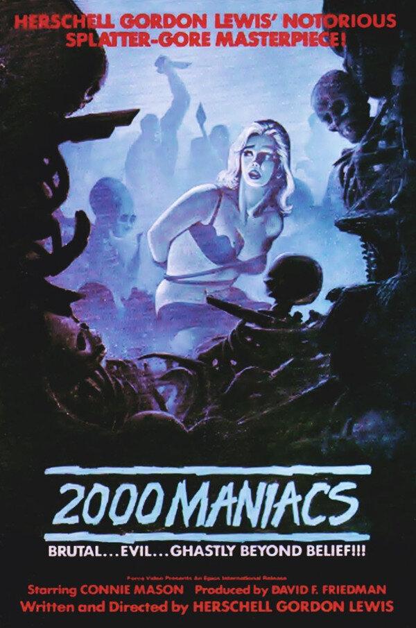 2000 Maniacs! (1964) - Poster.jpg