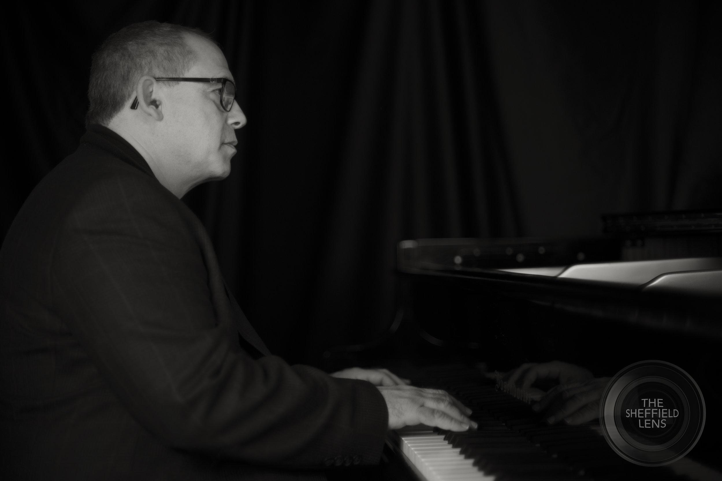 Mark Polishook - jazz pianist