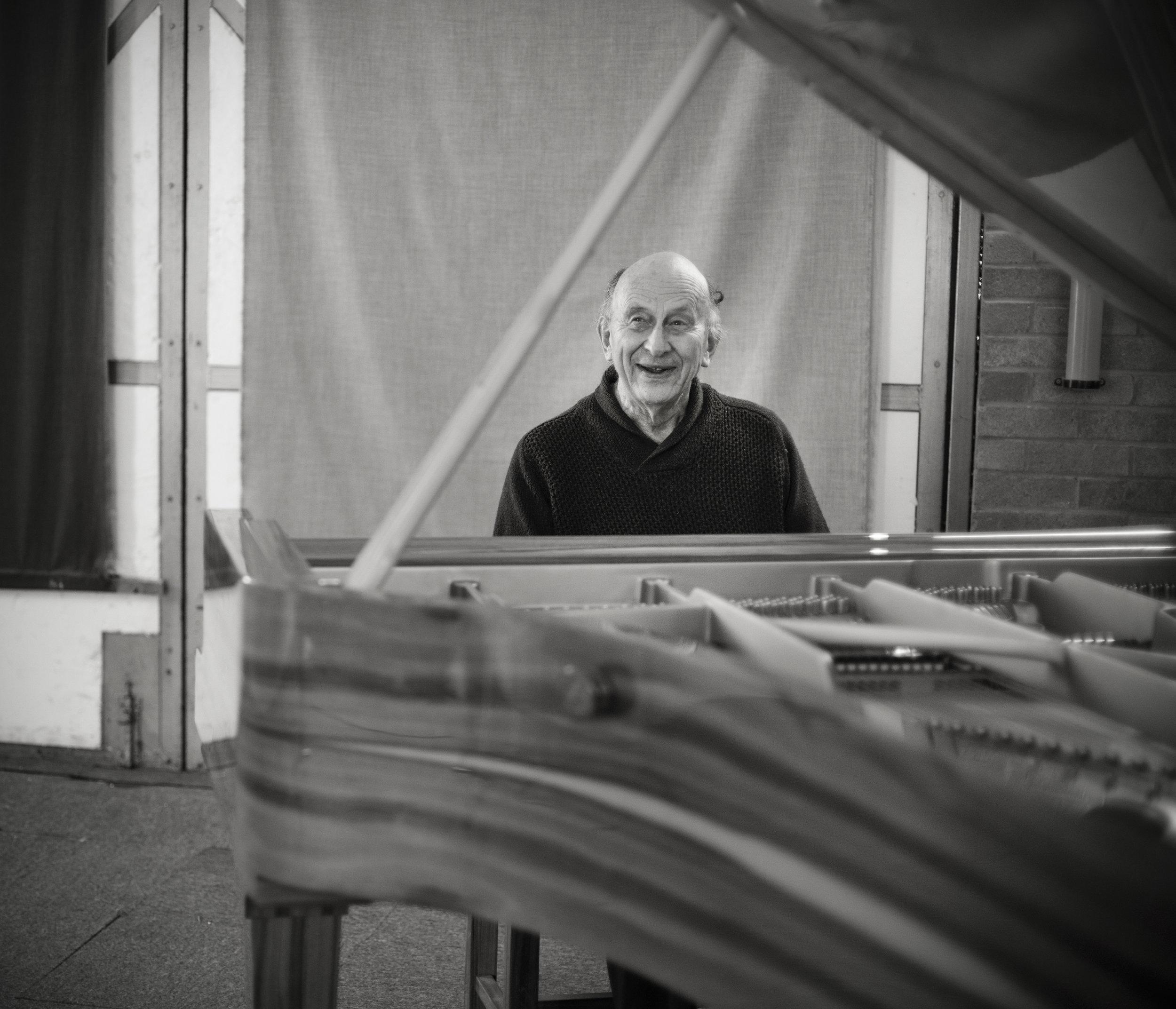 Richard Dain - piano innovator