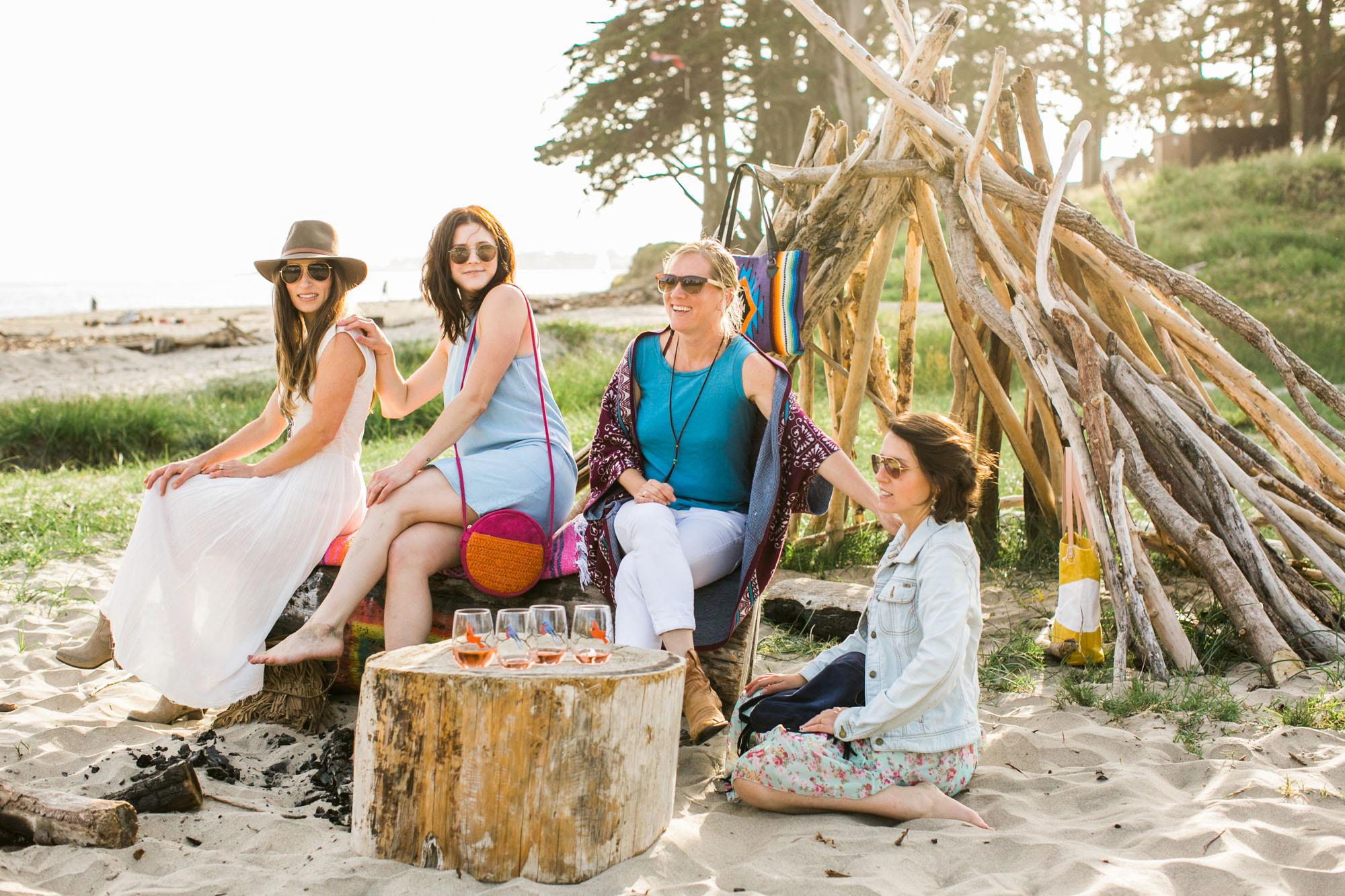 women-gathering-beach-picnic-ClosetShopper.jpg