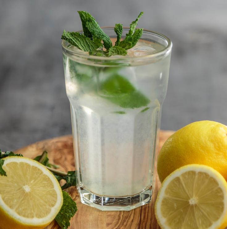 Tíguere - 3oz Candela2oz Lemon Juice1oz Jalapeño-infused Syrup