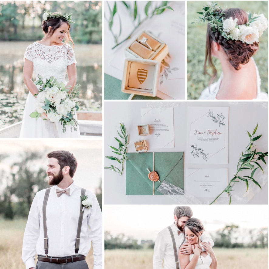 EA Bride Spring/Summer 2018 Feature   Lakeside Sweethearts Feature (pg 39-42)