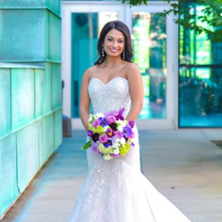 EA Bride Spring/Summer 2018 Feature   Jerrod & Rupal Commerford Wedding (pg 73-76)