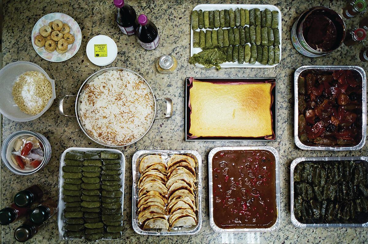 comida-judía