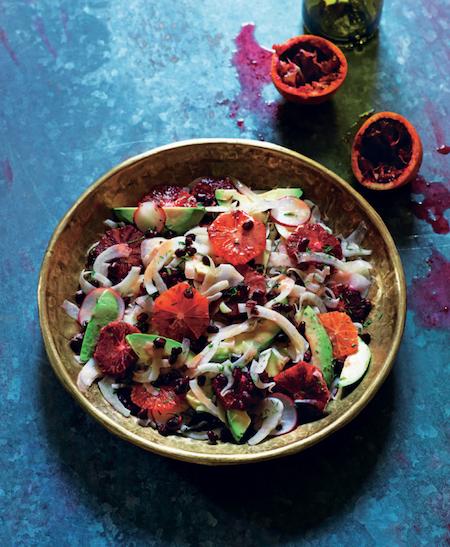 ensalada-hinojo-vegetariana-receta