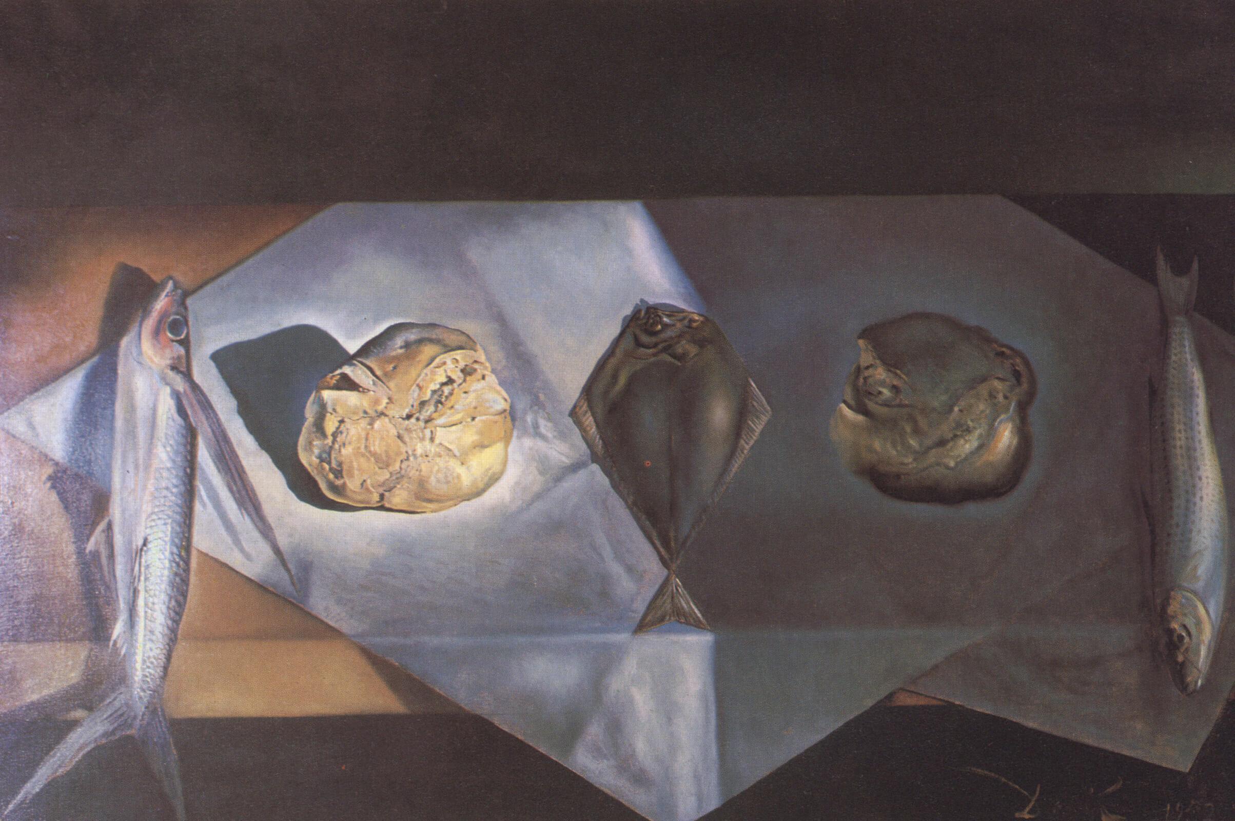 dali-naturaleza-muerta-pintura-arte-comida
