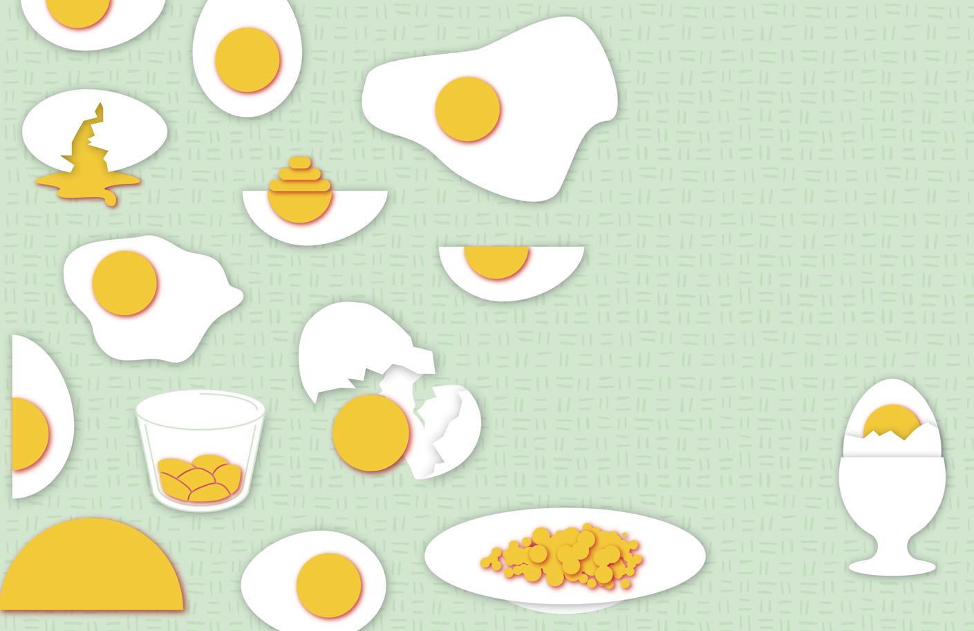 - En México, estamos acostumbrados a comer huevo una vez al día: en el desayuno. De repente nos encontramos un huevo frito con arroz en el menú de medio día, o una sopa de huevo, pero no tiende a ser el platillo principal. Estamos en desacuerdo con esto: el huevo debe ser protagónico: es proteína y es llenador; es versátil y muy rico (en nutrientes y en sabor); tiene la capacidad de esconderse cuando es necesario y de potencializarse cuando así se busca; es accesible para –prácticamente– toda la población, y, de una forma u otra, nos gusta a todos. Además, se da en todo el mundo: no es endémico ni de temporada, y ni siquiera cambia mucho de sabor de un sitio a otro. El huevo también es pegamento; sirve para unir, para dar forma, consistencia y estructura.