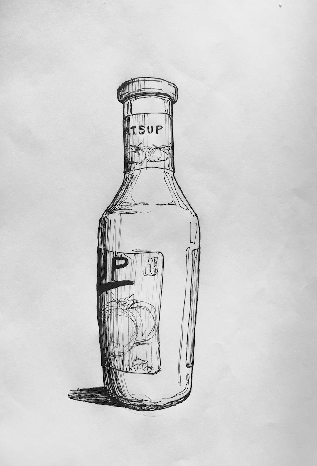 catsup-ilustración-pablo-duarte
