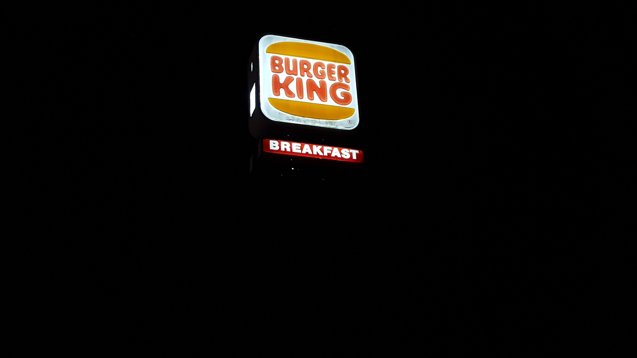 Mike Kalasnik, Burger King Myrtle Beach, 2017, flickr