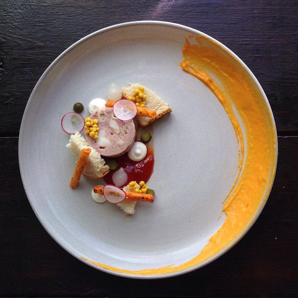 Falsa alta cocina, por Jacques La Merde