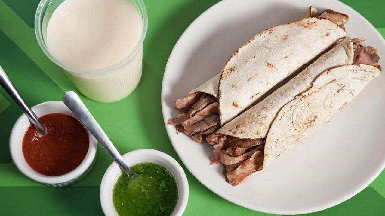 Tacos árabes: notas sobre el origen — HojaSanta