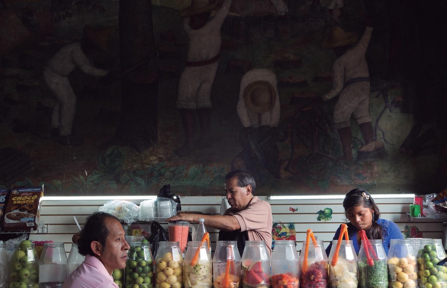 Mercado Abelardo L. Rodriguez