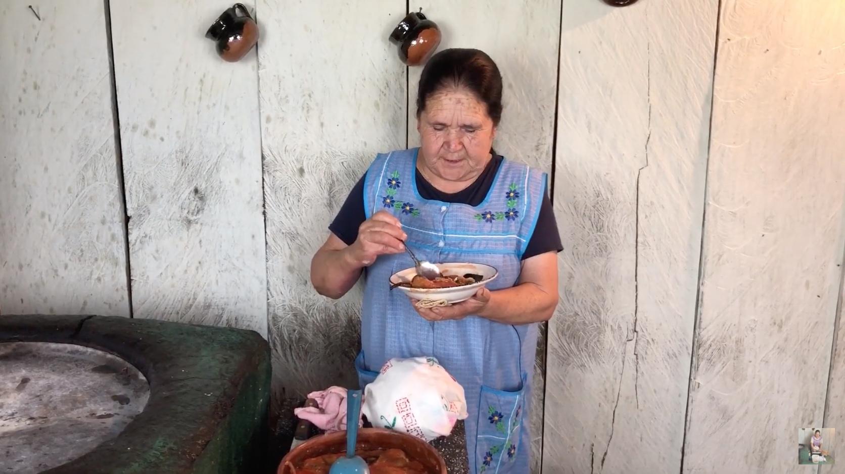 de mi rancho a tu cocina