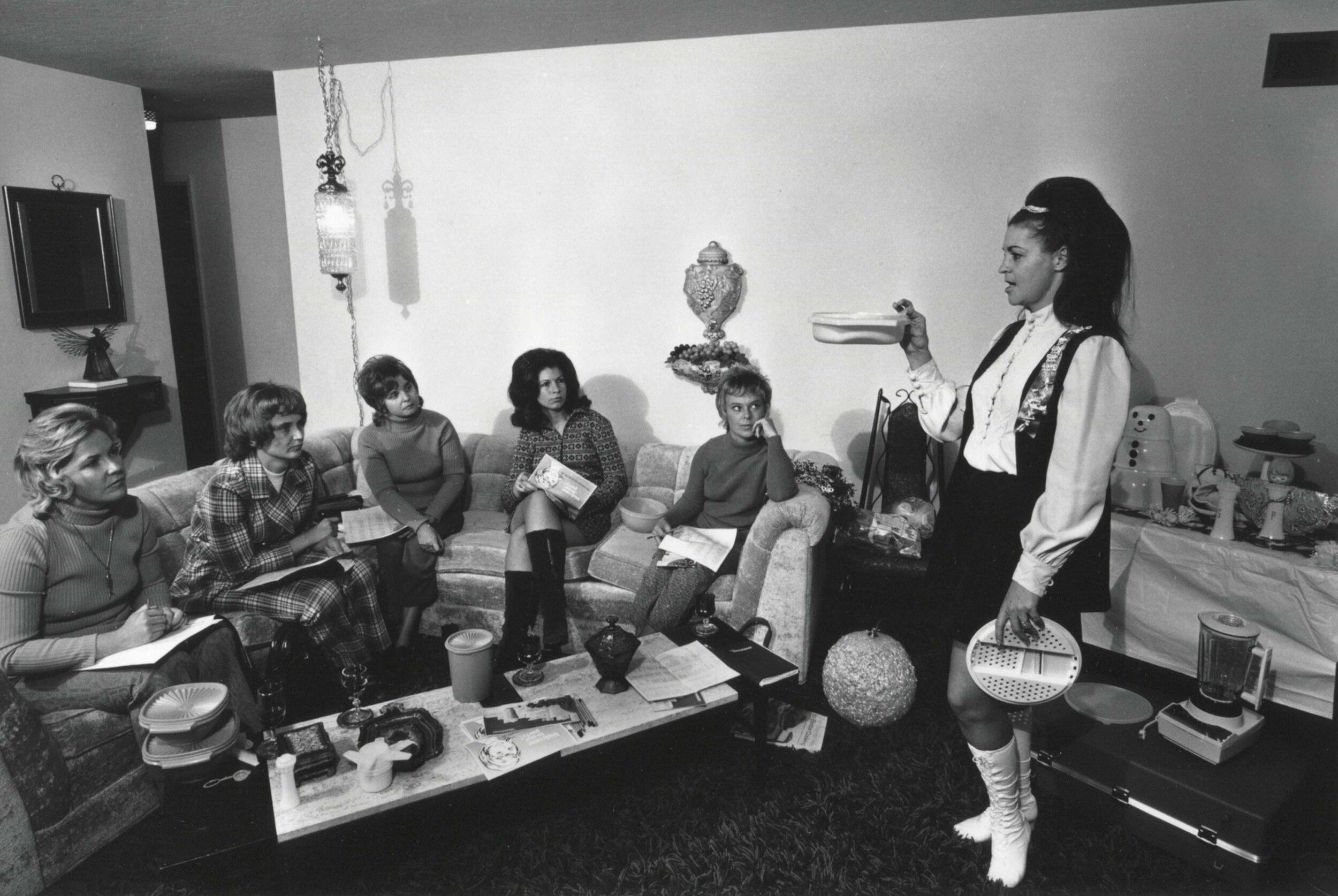 tupperware party tóper